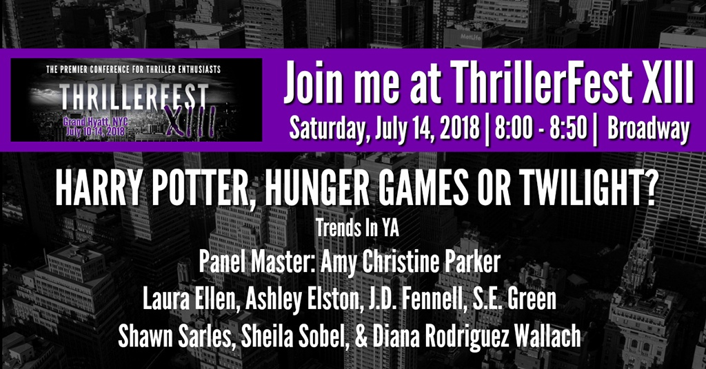 TFest XIII panel graphic HARRY POTTER, HUNGER GAMES OR TWILIGHT